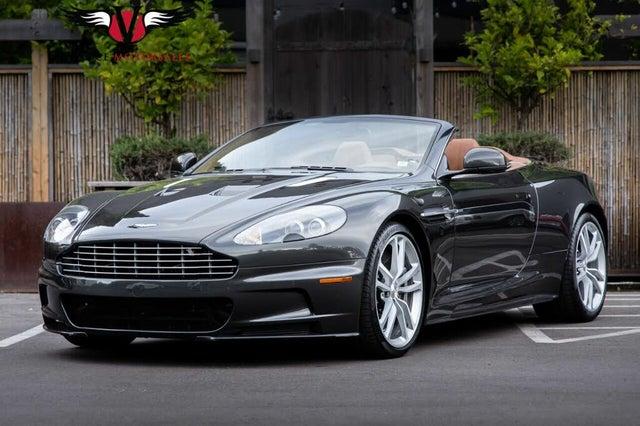2012 Aston Martin DBS Volante Convertible RWD