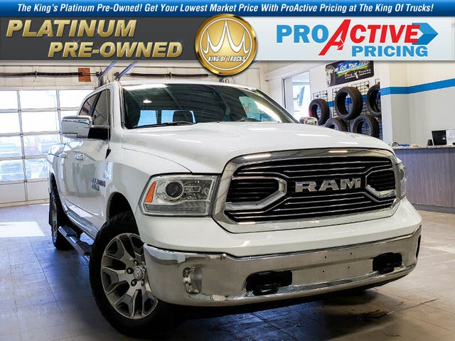 2018 RAM 1500 Laramie Limited Crew Cab 4WD