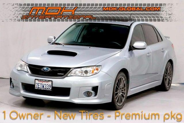 2014 Subaru Impreza WRX Premium Package