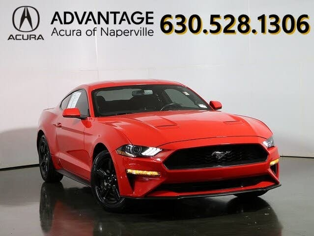 2018 Ford Mustang EcoBoost Coupe RWD