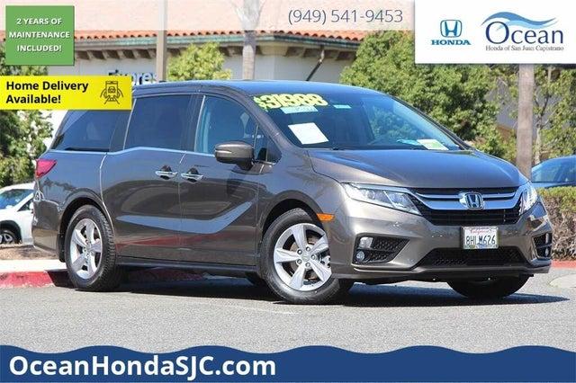 2019 Honda Odyssey EX FWD