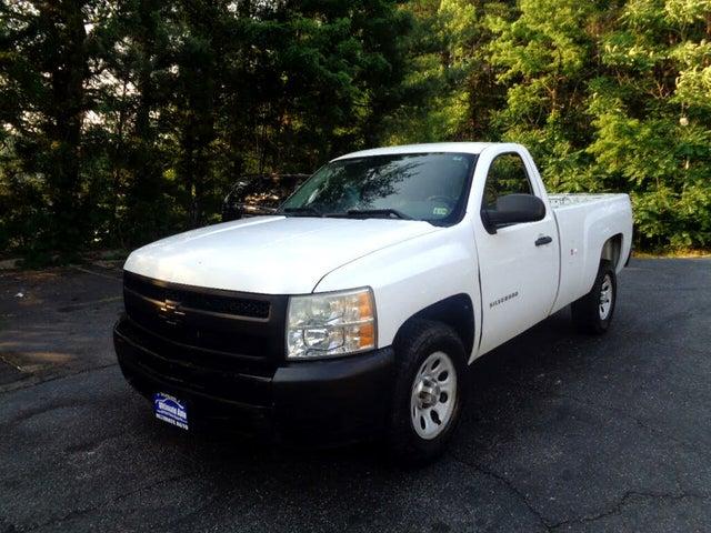 2010 Chevrolet Silverado 1500 Work Truck RWD