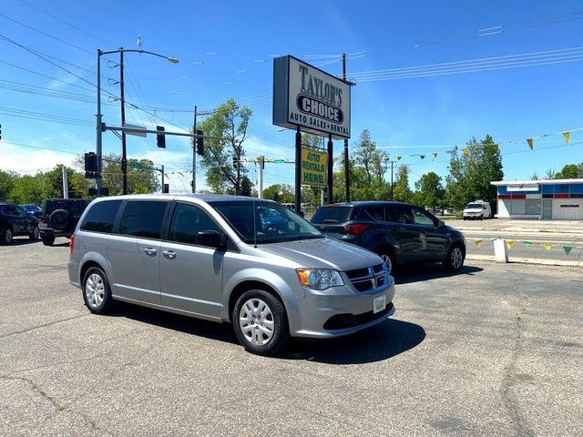 2018 Dodge Grand Caravan SE FWD