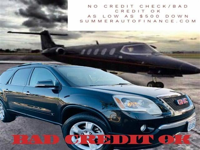 2009 GMC Acadia SLT-2 FWD