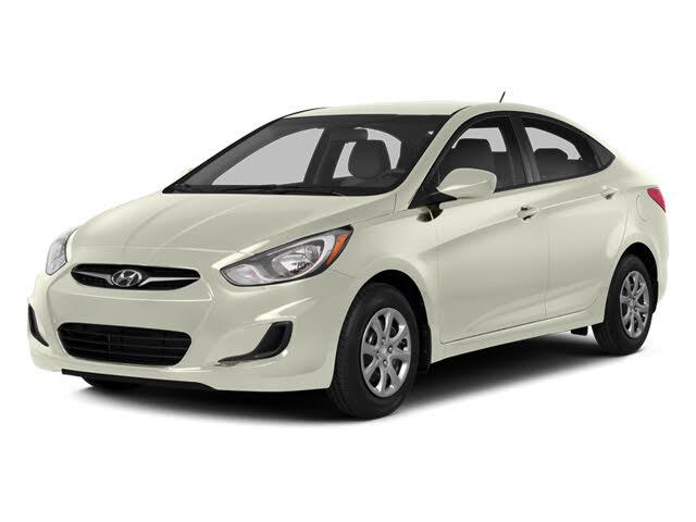 2014 Hyundai Accent GLS Sedan FWD