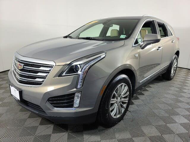 2018 Cadillac XT5 Luxury AWD