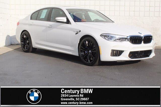 2020 BMW M5 AWD