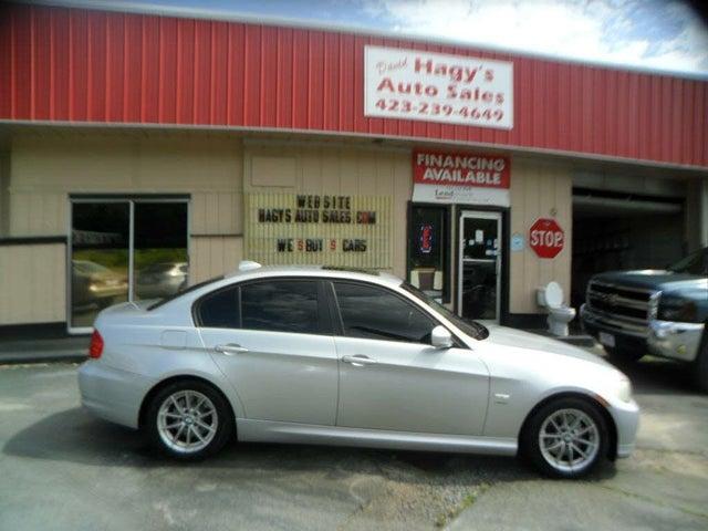 2010 BMW 3 Series 328i xDrive Sedan AWD