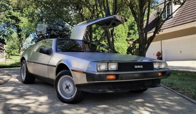 1983 DeLorean DMC-12 Coupe