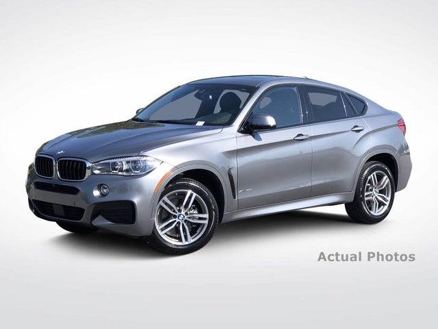 2018 BMW X6 xDrive35i AWD