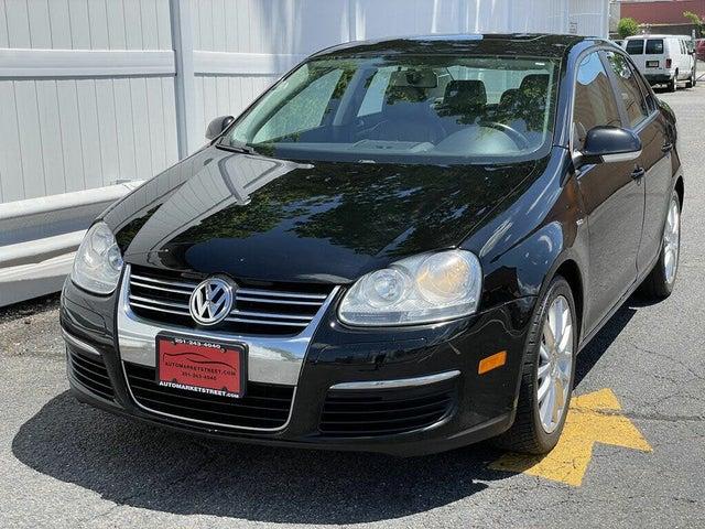 2009 Volkswagen Jetta Wolfsburg Edition
