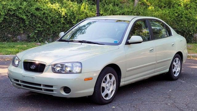 2003 Hyundai Elantra GLS Sedan FWD