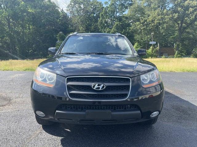 2008 Hyundai Santa Fe 3.3L SE FWD