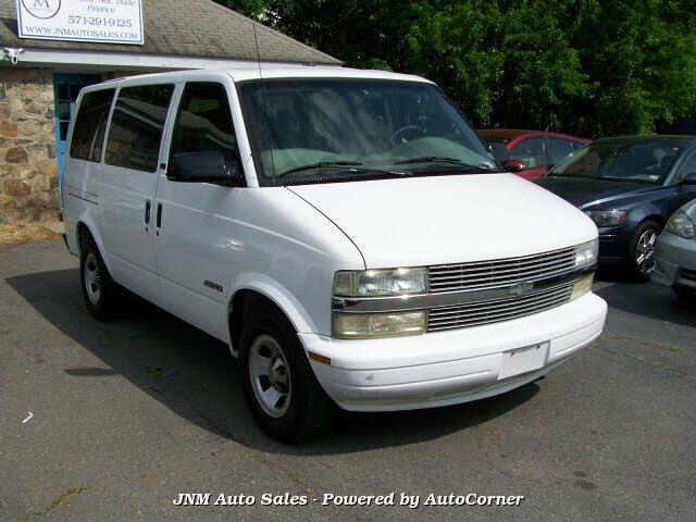 2002 Chevrolet Astro LT Extended RWD
