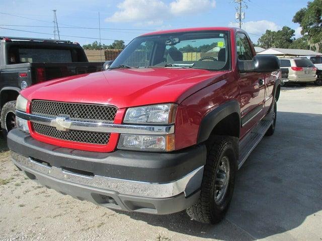 2004 Chevrolet Silverado 2500HD LS LB 4WD