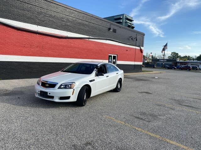2014 Chevrolet Caprice Police Sedan RWD