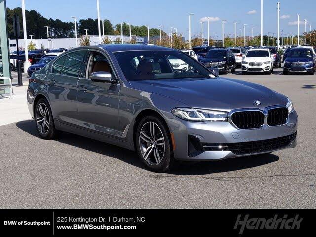 2021 BMW 5 Series 530e Hybrid Plug-in RWD