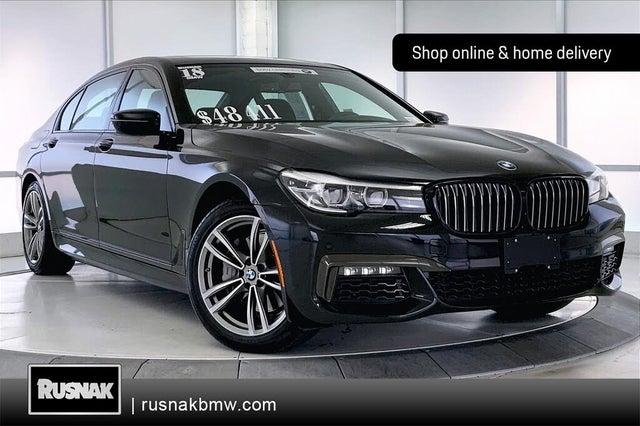 2018 BMW 7 Series 740e xDrive iPerformance AWD