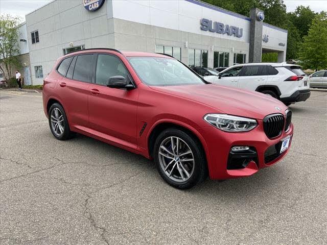 2018 BMW X3 M40i AWD