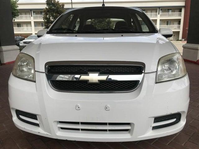 2009 Chevrolet Aveo LT Sedan FWD