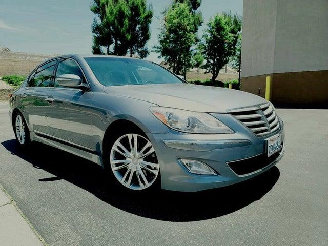 2014 Hyundai Genesis 3.8 RWD