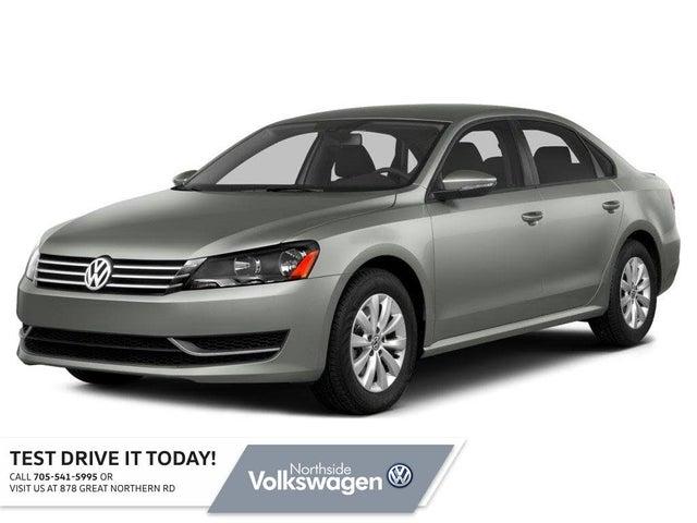 2015 Volkswagen Passat 1.8T Trendline