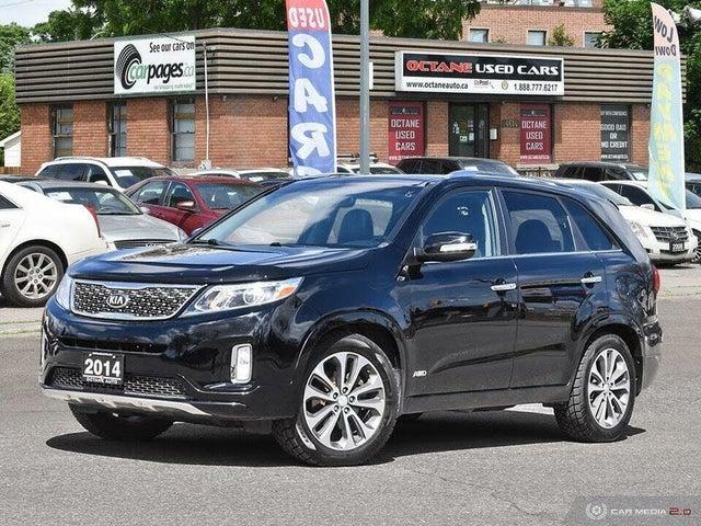2014 Kia Sorento SX Limited AWD
