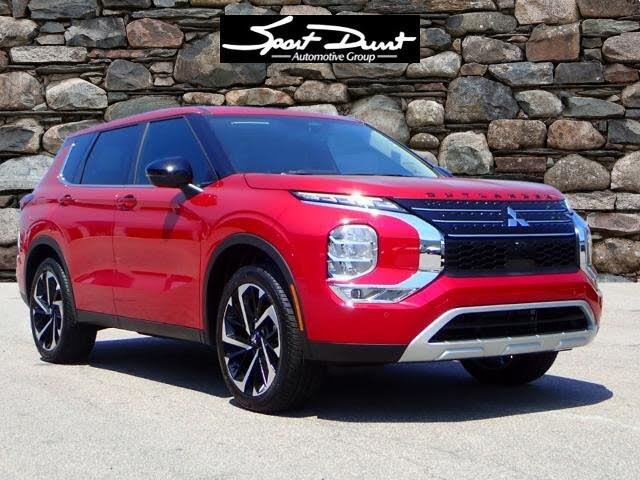 2022 Mitsubishi Outlander SE FWD