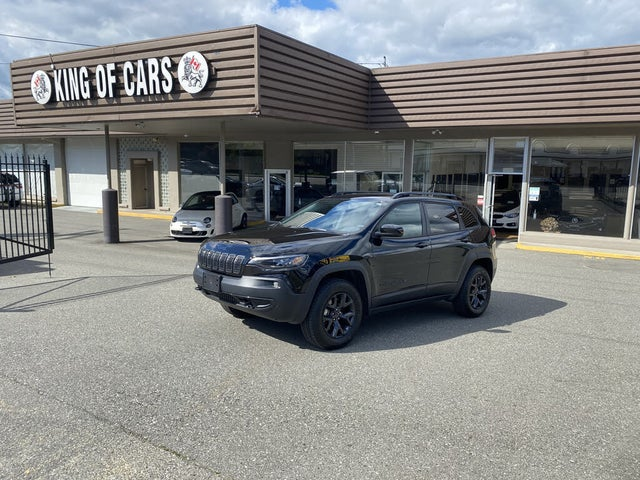2020 Jeep Cherokee Upland 4WD