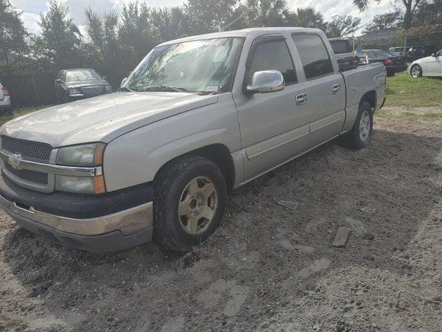 2005 Chevrolet Silverado 1500 LS Crew Cab RWD