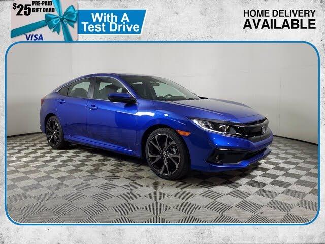 2022 Honda Civic for Sale in Brandon, FL - CarGurus