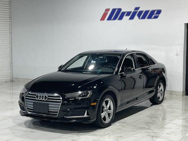2019 Audi A4 2.0T Premium FWD