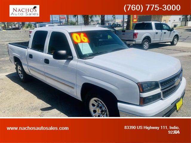 2006 Chevrolet Silverado 1500 2LT Crew Cab RWD