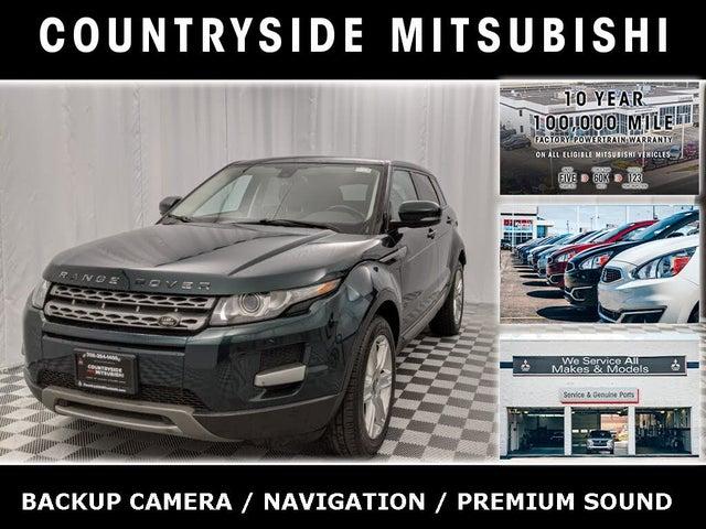 2013 Land Rover Range Rover Evoque Pure Hatchback
