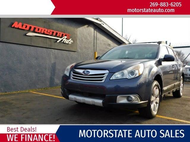 2010 Subaru Outback 2.5i Limited