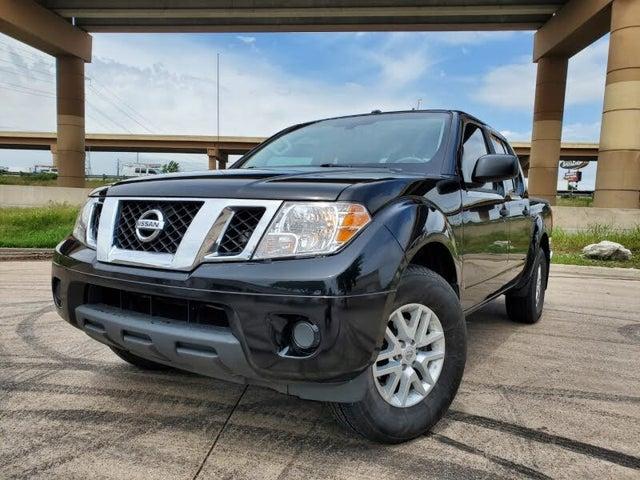 2017 Nissan Frontier SV V6 Crew Cab
