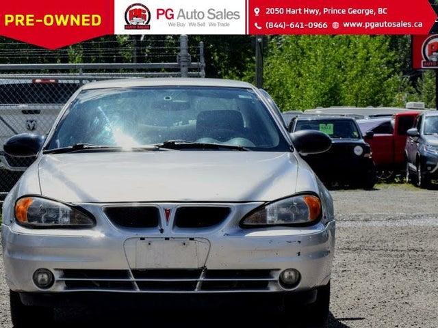 2005 Pontiac Grand Am SE