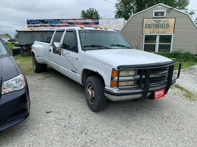 1996 Chevrolet C/K 3500 Silverado Crew Cab LB RWD