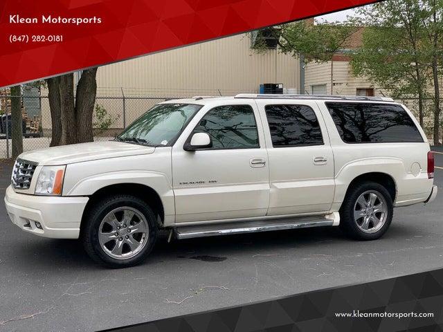 2005 Cadillac Escalade ESV Platinum 4WD