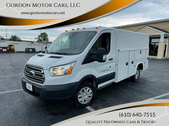 2016 Ford Transit Chassis 250 Cutaway FWD