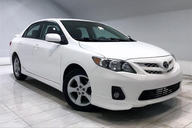 2012 Toyota Corolla LE