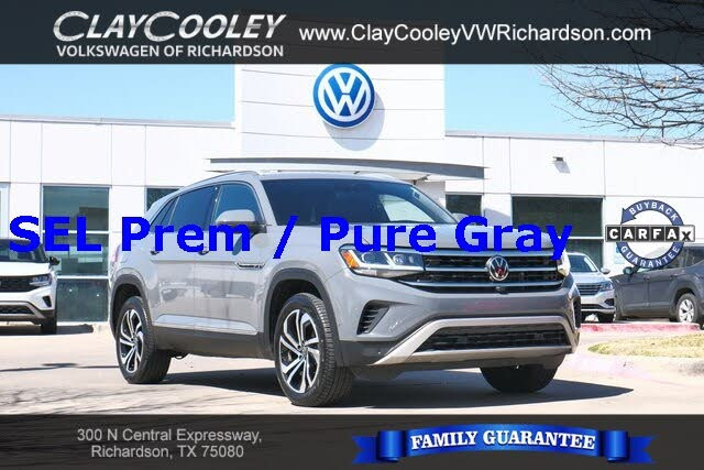 2020 Volkswagen Atlas Cross Sport 3.6L SEL Premium 4Motion