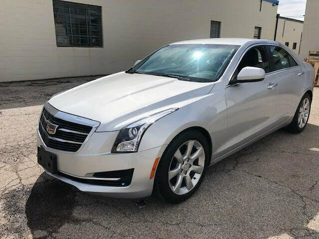 2015 Cadillac ATS 2.0T RWD