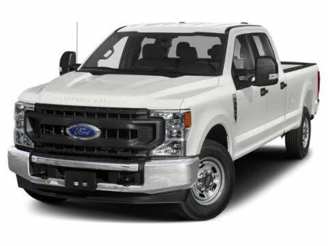 2020 Ford F-250 Super Duty XL Crew Cab 4WD