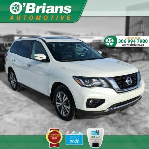 2020 Nissan Pathfinder SL Premium 4WD