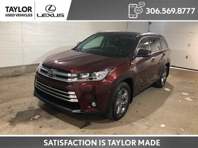 2019 Toyota Highlander Limited AWD