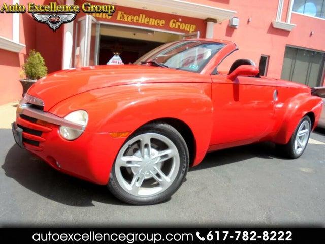 2005 Chevrolet SSR LS RWD