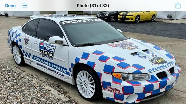 1998 Pontiac Grand Prix 2 Dr GT Coupe