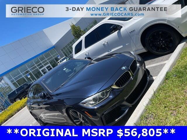 2016 BMW 4 Series 435i Gran Coupe RWD
