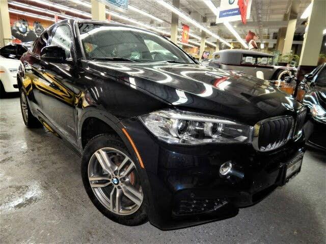 2019 BMW X6 xDrive35i AWD